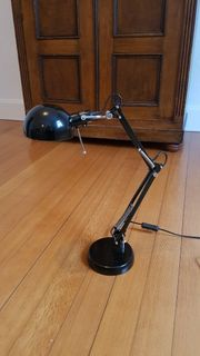 Retro Schreibtischlampe