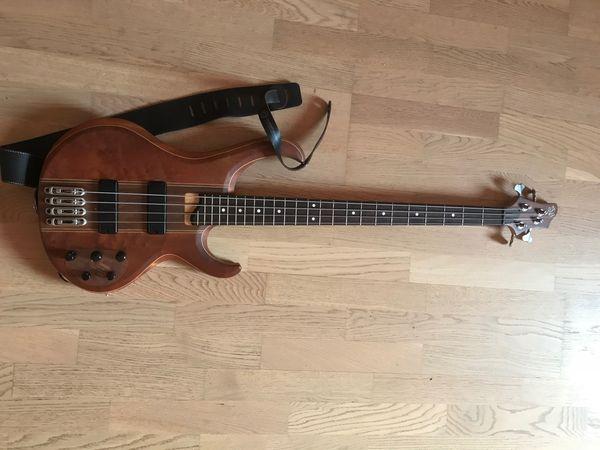 Seltener Ibanez Vintage Bass
