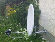 SAT Anlage Schüssel Antenne mit