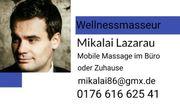 Mobile Massage - Wellnessmassage zuhause