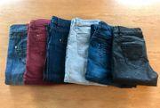 Hosen Jeans Damen Gr 29