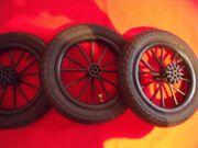 Kinderwagen-Buggy Räder
