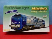 Eisenbahn Diesel-Lokomotive - Mehano 29530 Blue
