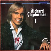 Richard Clayderman 3 LPs