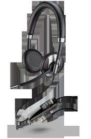 Headset PLANTRONICS Blackwire C725-M inkl