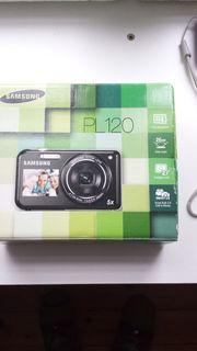 handliche digitale Kamera