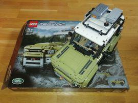 Lego Land Rover Defender Lego Technic 42110