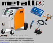 Schweißgerät Rehm Synergic 230-4 MIG