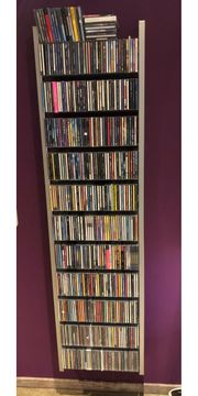 CD Reagal mit ca 400