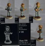 Hummelfigur 558 Der kleine Troubadour