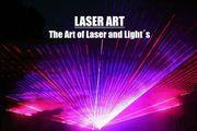 Lasershow für Abiball Feiern oder