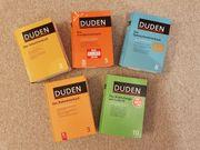 Duden-Paket - 40 00 Euro - aber