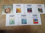 7 Bücher Seidenmalerei Kunstwerkstatt Seide
