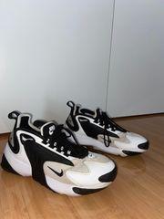 Nike Zoom Black White