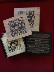 Creedence Clearwater Revival Spitzen Box