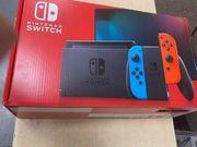 Nintendo Switch Konsole mit OVP