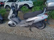 kymco yager gt 50 an