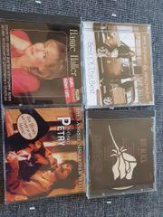 4 ältere DVD s