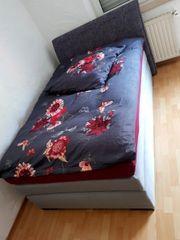 Boxspringbett 120x200 Bett Hochbett mit