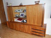 Wohnzimmerschrank Schrank Original 50er-Jahre Vintage