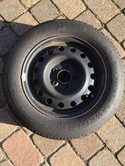 4x Dunlop Winterreifen 195 65
