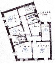 5 Zimmer Wohnung - nähe Hauptbahnhof