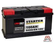 Langzeit Autobatterie 100Ah 12V