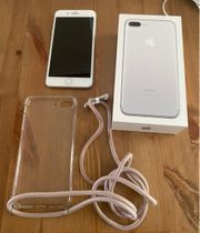 iPhone 7 Plus 128GB Silber
