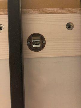 Garderobe, Flur, Keller - Schuhregal mit Spiegel