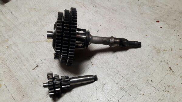 Vespa smallframe 3 Gang Getriebe
