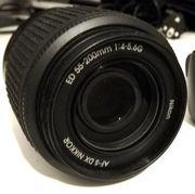 Original Nikon DX Objektiv 55-200mm