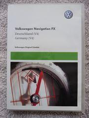 Volkswagen Navigation FX V4 Deutschland