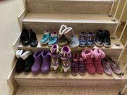 Großes Mädchen Schuhpaket 31 32