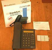 Olympia Komfort Telefon FRANKFURT 20