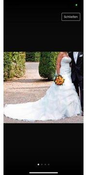 Wunderschönes hochwertiges Hochzeitskleid Preis VHB