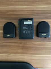 Vintage AiWA Radio Cassette Player