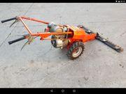 Bucher M100 Motormäher