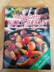 Kochbuch Heißgeliebte Kartoffeln