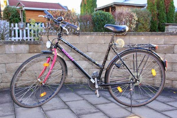 Schauff Damen-Fahrrad 27 Zoll 21