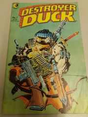 Destroyer Duck No 7 1984