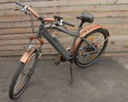 Neuwertiges E-bike Herren- Damen 27