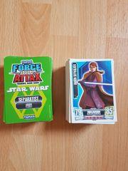 Force Attax Serie 2 Sammelkarten