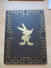 Asterix Bücher im Ledereinband