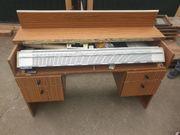 Doppelbett Strickmaschine Textima