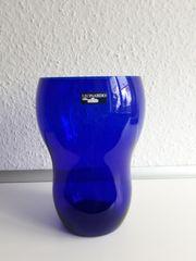 Blaue Leonardo Blumenvase Vase