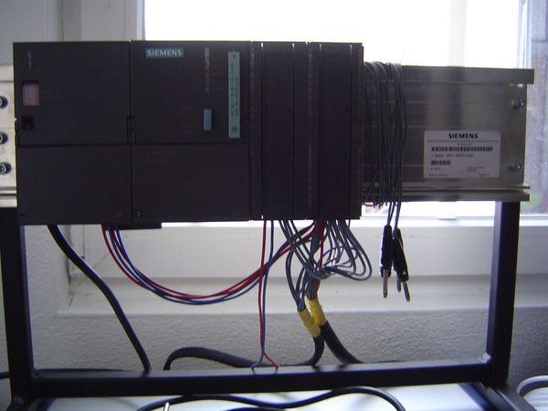 Original Simatic S7 Programmier Anlage -