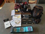 Nikon D3200 Digitalkamera 18-55 VR