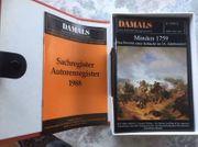 Damals Geschichtsmagazin vollständige Jahrgänge 1971-1992