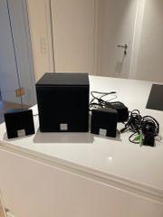 Lautsprechersystem von CREATIVE für PC