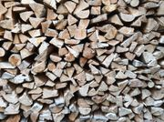 Brennholz weich hart
